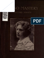 Brower, Harriette - Piano Mastery - Talks With Master Pianists and Teachers - Second Series (1917)