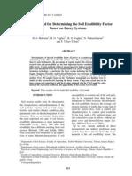 Determining Soil erodibility k Factor