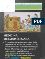 Medicina Mesoamericana e Inca