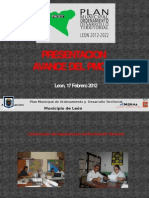 Presentacion Estado Avance 17febrero 2012