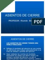 33968117 Asientos de Cierre