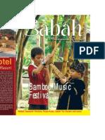 Sabah Malaysian Borneo Buletin November 2008