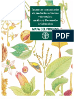 Empresas Comunitarias de Productos Arboreos y Forestales Analisis Dy Desarrollo de Mercados