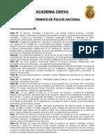 Indice Nuevo Temario p.n.