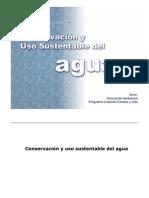 Cuadernillo de Uso Sustentable Del Agua