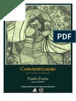 Paulo Freire. Acción cultural y revolución cultural