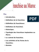 franchise au Maroc.doc