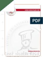 Capacitacao Chef-cozinha Brasileira