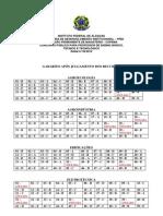 Gabarito Oficial Apos Recursos. 2013