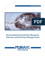 Environmental Control for Museums and Archives TB-600
