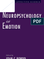 The Neuropsychology of Emotion