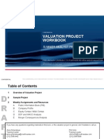 A9R68C4VALUATION PROJECT
