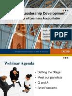 Supporting Leadership Development