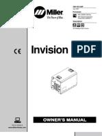 Invision 456P Manual
