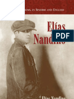 Elias Nandino Selected Poems in Spanish and English Spanish Edition