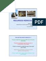 Intro Hidro PRESRH01
