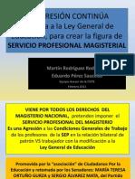 Servicio Profesional