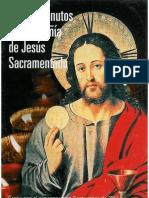 Quince Minutos en Compan-ia de Jesus Sacramentado PDF
