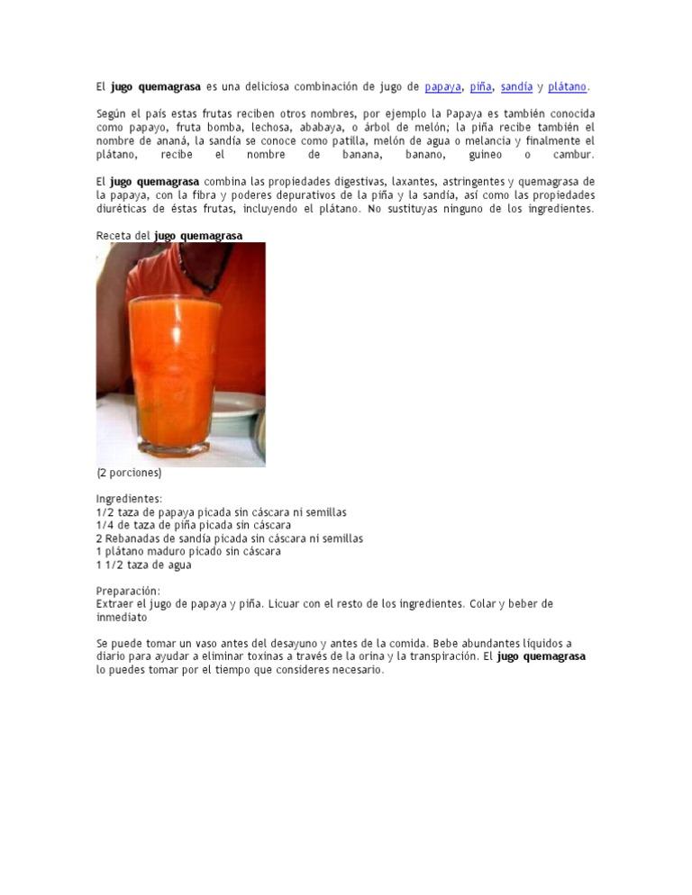 Melon astringente o laxantes
