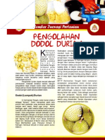Dodol Durian 1