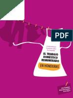 10 Trabajo Domestico Remunerado Honduras 2010