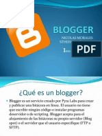 Blogger Tefa
