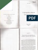 GEOGRAFIA CULTURAL _ Paul Claval_ cap03 DEBATE ITEM 3 O QUE É TRANSMITIDO.pdf