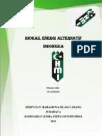 Teknologi Biogas