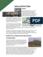 Fortaleza Del Real Felipe PORRAS