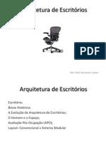 Arquitetura de Escritórios