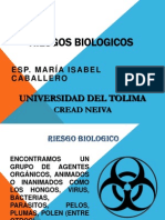 Riesgos Biologicos ( Mediciones Ambientales) k.d.