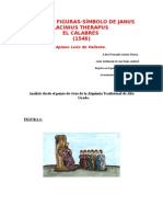 Leon de Valiente Apiano - Las Doce Figuras Simbolo