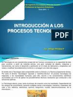 Clase 1 - Procesos Tecnológicos