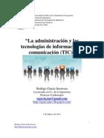 La administración y las TICs