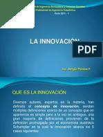 Clase 3 . La Innovación