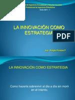 Clase 4 - La Innovación Como Estrategia