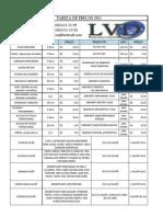 tabela preços pessoas para imprimir