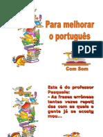 para melhorar o portugues.pps