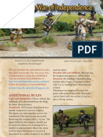 AWI skirmish rules