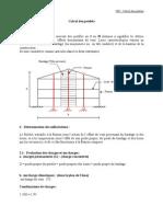 Calcul Des Potelets Selon L_EuroCode 3
