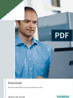 Teleprotection PowerLink Siemens