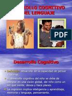 Clase 10 - Desarrollo Cognitivo y Del Lenguaje