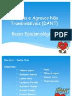 Doenças e Agravos Não Transmissíveis (DANT)