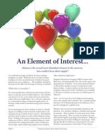 An Element of Interest