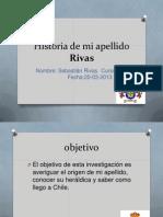 Rivas Apellido