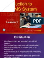 01 Introduction to EMS System
