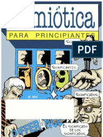 Semiotica Para Principiantes (Cv)e