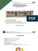 Proyecto de Aprendizaje p.a. Informatica 2013