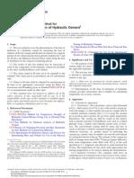 Ödev 5 - Standart Test Method Heat of Hydration of Hydraulic Cement