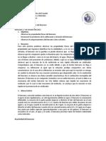 Laboratorio Numero 10 de Quimica Organica Propiedades Del Benceno